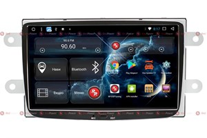 Redpower 51157 IPS DSP для Renault Duster, Logan II, Kaptur, Sandero II на Android 8.1