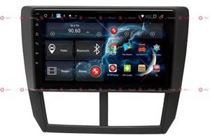 Установочный комплект 51062 R IPS DSP для Subaru Forester III, IV, Impreza III, IV на Android 8.1