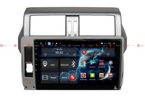 Установочный комплект 51265 R IPS DSP для Toyota Land Cruiser Prado 150 2014-2017 на Android 8.1