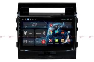 Установочный комплект 51200 R IPS DSP для Toyota Land Cruiser 200 2007-2014 на Android 8.1