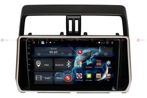 Установочный комплект 51365 R IPS DSP для Toyota Land Cruiser Prado 150 2018+ на Android 8.1