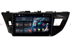 Установочный комплект 51066 R IPS DSP для Toyota Corolla 2013-2016 (дорестайл) на Android 8.1