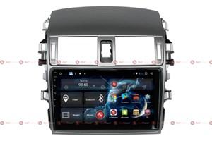 Установочный комплект 51063 R IPS DSP для Toyota Corolla 2007-2012 на Android 8.1