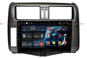 Установочный комплект 51065 IPS DSP для Toyota Land Cruiser Prado 150 2010-2013 на Android 8.1