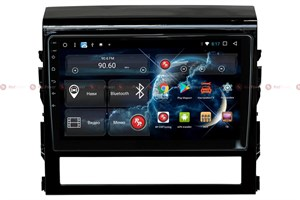 Установочный комплект 51201 R IPS DSP для Toyota Land Cruiser 200 2014+ на Android 8.1