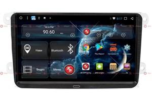 Redpower 51004 IPS DSP для Volkswagen Universal (9 Дюймов) на Android 8.1