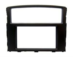 Переходная рамка 2 DIN для Mitsubishi Pajero IV 2006-2016
