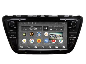 Parafar для Suzuki SX4 II 2013-2021 на Android 8.1.0 (PF125KDVD)
