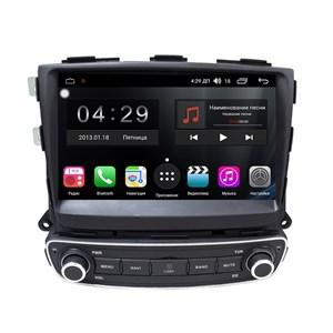 Farcar RG224H (S300) SIM-4G с DSP для Kia Sorento 2012+ на Android для максимальной комплектации