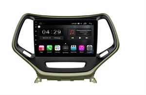 Farcar RL608R (S300) с DSP для Jeep Cherokee IV (WK2) 2013-2017 на Android 9.0