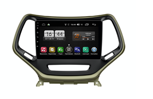 FARCAR LY608R (S185) с DSP для Jeep Cherokee IV (WK2) 2013-2017 на Android 8.1