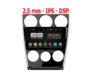 Farcar RG311R (S300)-SIM 4G с DSP для Mazda 6  2002-2007 на Android 9.0