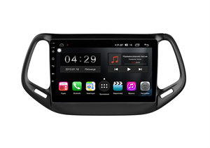 Farcar RL1008R (S300) с DSP для Jeep Compass II 2017-2018 на Android 8.1