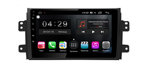 Farcar RL124R (S300) с DSP для Suzuki SX4 I 2006-2014 на Android 8.1