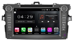 Farcar RL063 (S300) с DSP для Toyota Corolla X 2006-2013 на Android 8.1