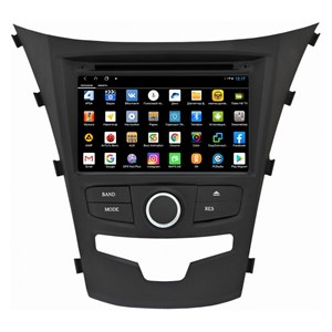 Parafar для SsangYong Actyon II 2013-2018 на Android 8.1.0 (PF355XHDDVD)