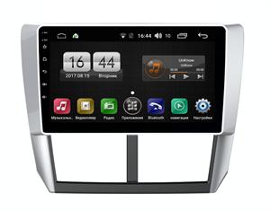FARCAR LX062R (S195) с DSP для Subaru Forester III, Impreza III 2007-2013 на Android 8.1