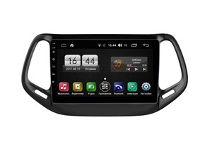 FARCAR LX1008R (S195) с DSP для Jeep Compass II 2017-2018 на Android 8.1
