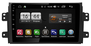 FARCAR LX124R (S195) с DSP для Suzuki SX4 I 2006-2014 на Android 8.1