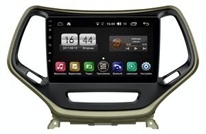 FARCAR LX608R (S195) с DSP для Jeep Cherokee IV (WK2) 2013-2017 на Android 8.1