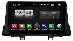 FARCAR LX795R (S195) с DSP для Kia Picanto III 2017-2018 на Android 8.1
