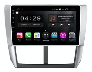 Farcar RG062R (S300)-SIM 4G с DSP для Subaru Forester III, Impreza III 2007-2013 на Android 9.0