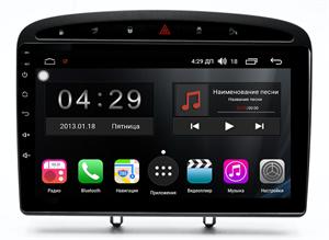 Farcar RG083R (S300)-SIM 4G с DSP для Peugeot 308 I, 408, RCZ I 2010-2017 на Android 9.0