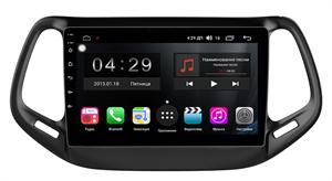 Farcar RG1008R (S300)-SIM 4G с DSP для Jeep Compass II 2017-2021 на Android 9.0