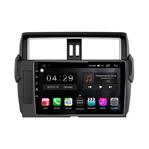 Farcar RG347/531R (S300) SIM-4G с DSP для Toyota Land Cruiser Prado 150 2013-2017 на Android 9.0