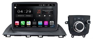 Farcar RG403 (S300) SIM-4G с DSP для Mazda 3 III 2013-2017 на Android 9.0