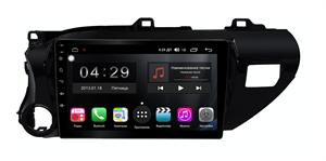 Farcar RG1077R (S300)-SIM 4G с DSP для Toyota Hilux 2015-2020