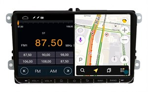 Parafar для Volkswagen Amarok, Caddy, Golf, Jetta, Passat, Polo на Android 8.1.0 (PF904LTX)