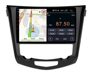 Parafar для Nissan Qashqai II, X-Trail III (T32) 2015-2019 на Android 8.1.0 (PF988LTX-High)