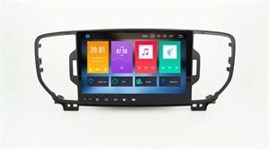 CarMedia KD-9206-P6 для Kia Sportage 2016-2017 на Android 9.0