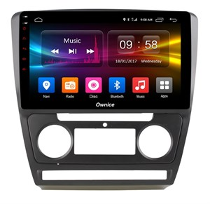 CarMedia KD-1219-P5 для Skoda Octavia A5 2004-2013 на Android 9.0