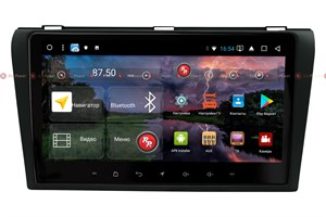 Redpower K 51013 R IPS DSP для Mazda 3 2006-2009 на Android 8.1
