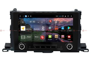 Redpower K 51184 R IPS DSP для Toyota Highlander (U50) 2014-2018 на Android 8.1