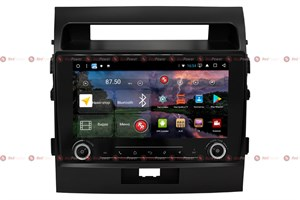 Redpower K 51200 R IPS DSP для Toyota Land Cruiser 200 2007-2014 на Android 8.1