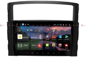 Redpower K 51223 R IPS DSP для Mitsubishi Pajero 4 2006-2019 на Android 8.1