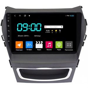 Штатная магнитола VOMI ST1890-TS9 для Hyundai Santa Fe 3 2013-2018 на Android 8.1