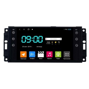 Штатная магнитола VOMI ST8718-TS9 для Chrysler 300C I, Sebring III, Town Country V, Grand Voyager V на Android 10.0