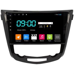 Штатная магнитола VOMI ST2728-TS9 для Nissan Xtrail T32 климат на Android 8.1