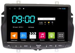 Штатная магнитола VOMI ST2743-TS9 для Lada Vesta 2015-2019 на Android 8.1
