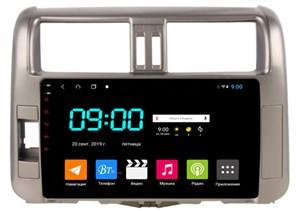 Штатная магнитола VOMI ST2753-TS9 для Toyota LC Prado 150 2009-2013 на Android 8.1