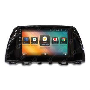 IQ NAVI TS9-1908PFHD (DSP и 4G-SIM) для Mazda 6 (GJ) (2012-2015) на Android 8.1.0