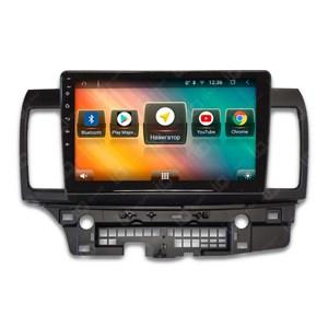 IQ NAVI TS9-2004PFHD (DSP и 4G-SIM) для Mitsubishi Lancer X (2007-2017) на Android 8.1.0