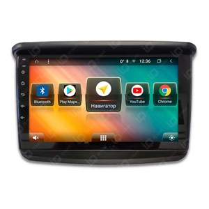 IQ NAVI TS9-2001PFHD (DSP и 4G-SIM) для Mitsubishi L200 IV (2006-2015) на Android 8.1.0