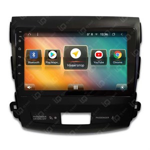 IQ NAVI TS9-2005PFHD (DSP и 4G-SIM) для Mitsubishi Outlander XL (2007-2012) на Android 8.1.0