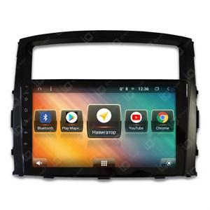 IQ NAVI TS9-2008PFHD (DSP и 4G-SIM) для Mitsubishi Pajero IV (2006-2020) на Android 8.1.0