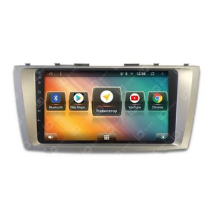IQ NAVI TS9-2902PFHD (DSP и 4G-SIM) для Toyota Camry (XV40) (2006-2011) на Android 8.1.0